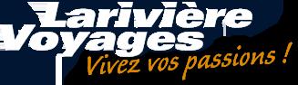 Logo Larivière Voyages