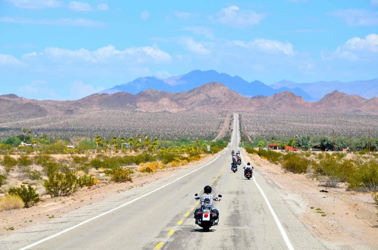 Voyage Moto USA Spécial Route  Avec Larivière Voyages - Road trip route 66 usa